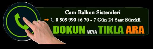 Necip Fazıl Cam Balkon
